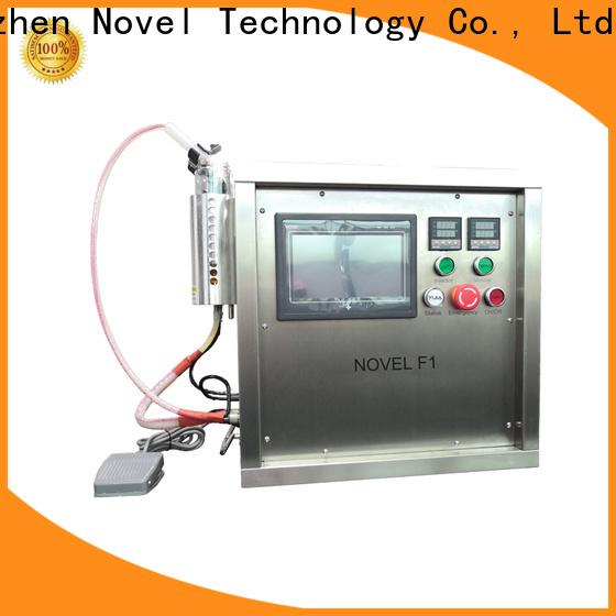 Novel durable silicone sealant cartridge filling machine best manufacturer bulk production