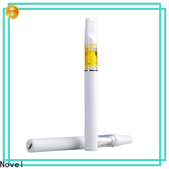 Novel vape pen cbd company for happy life
