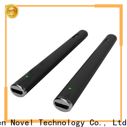 Novel vape pen 510 factory direct supply bulk buy