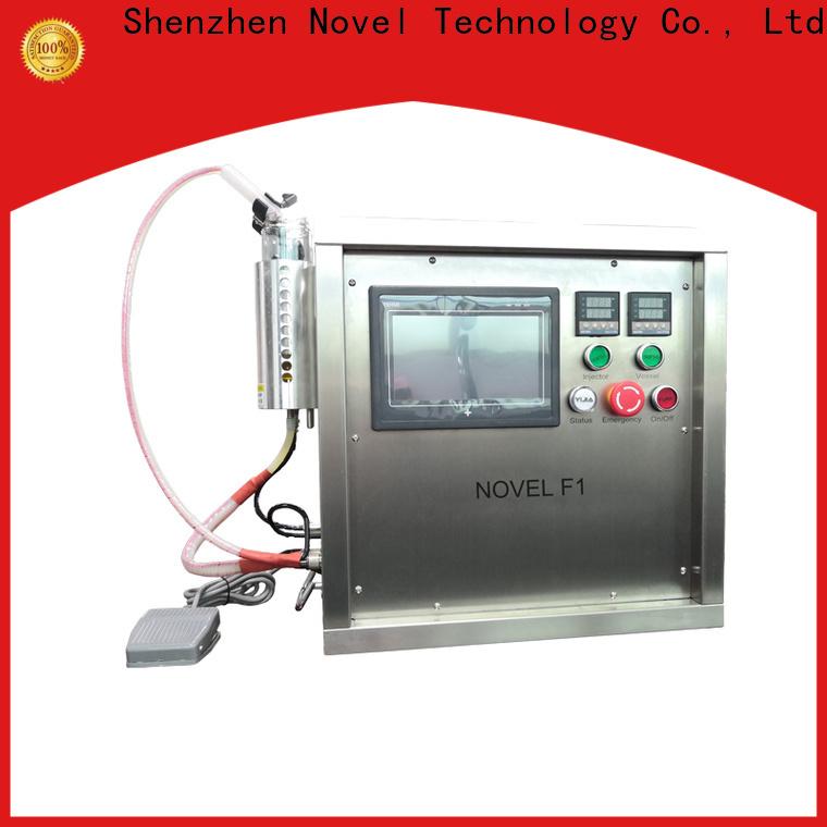 Novel vape cartridge filling machine manufacturer bulk buy