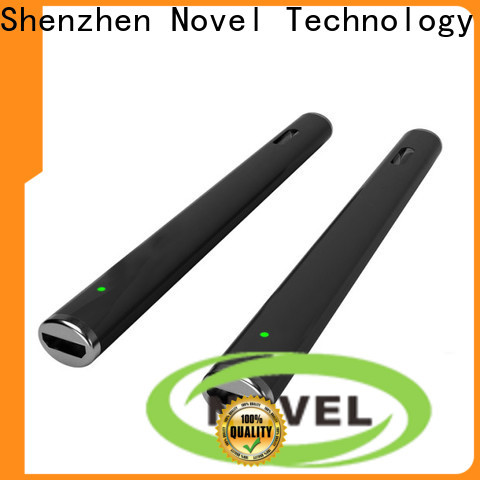 Novel high quality temperature control vape pen design to improve human being's mental health