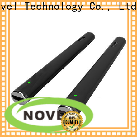 Novelecig hot selling micro ceramic pen for business to improve human being's physical and mental health