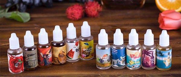 electronic cigarette oil
