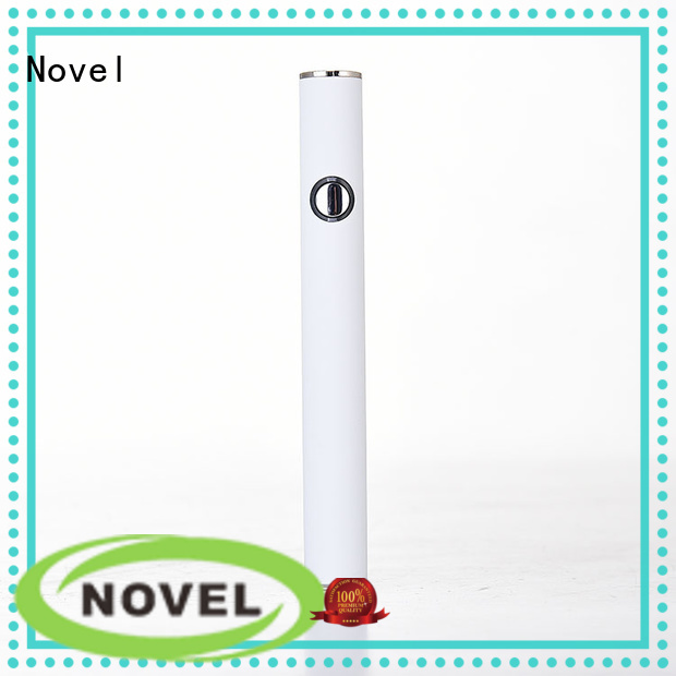 Novel high-quality vape battery with good price for healthier life