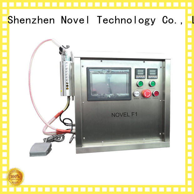 Novel manual cartridge filling machine inquire now for promotion