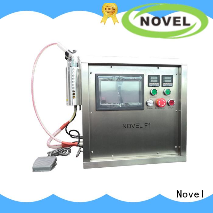 Novel professional electronic cigarette filling machine design for sale