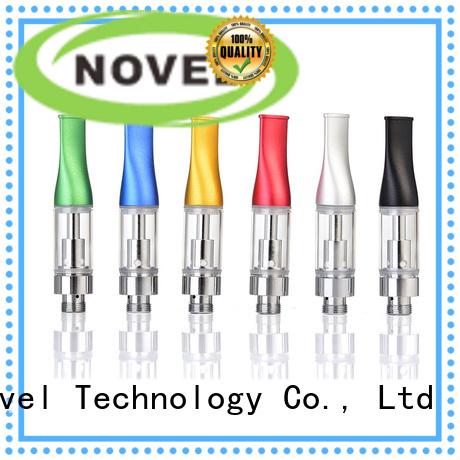 Novel reliable 510 atomizer design for healthier life