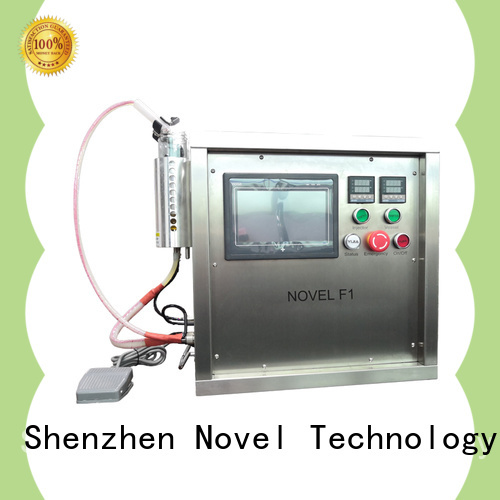 Novel cartridge filling machine company for promotion