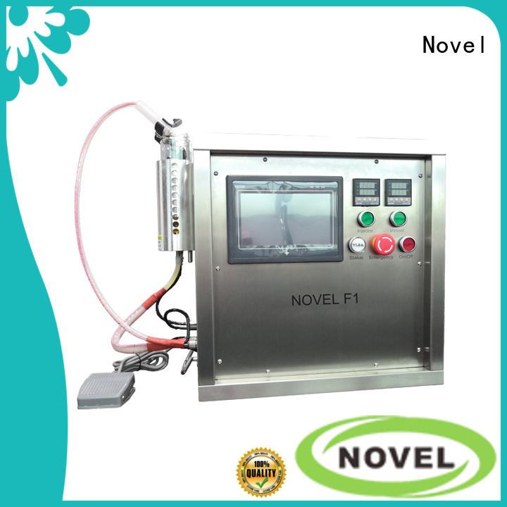 Novel cartridge refill machine best supplier bulk production